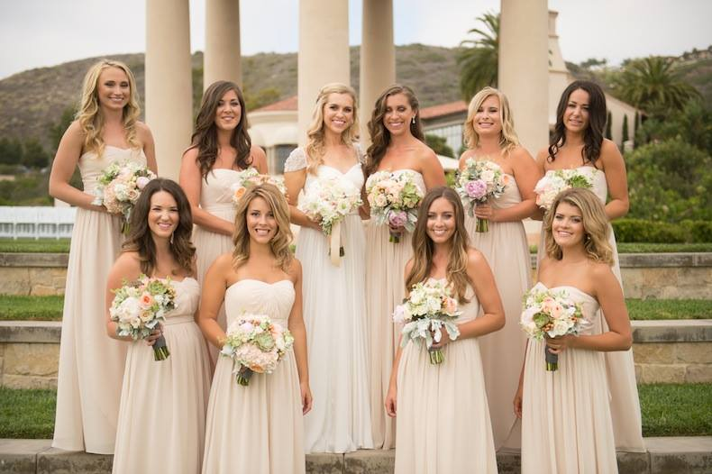 bridesmaid dress | Honored Occasions Blog